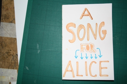 A song for Alice